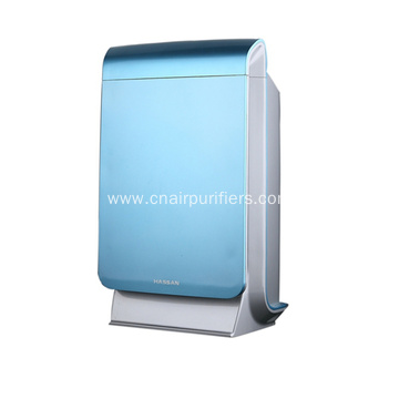 Home air cleaner for odour